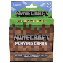 Minecraft Minecraft Playing Cards Media