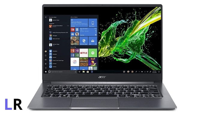 Acer Swift 3 SF314-57G - Best Slim, Feature-rich, and the most lightweight laptop for programming as well as office uses