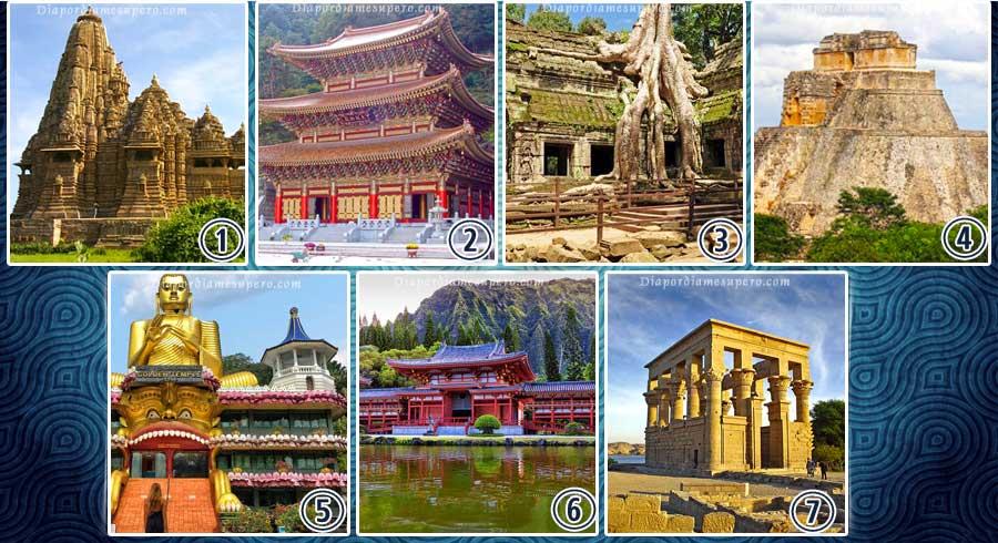 El test de los Templos
