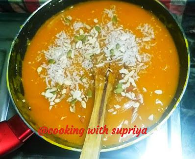 cooking with supriya