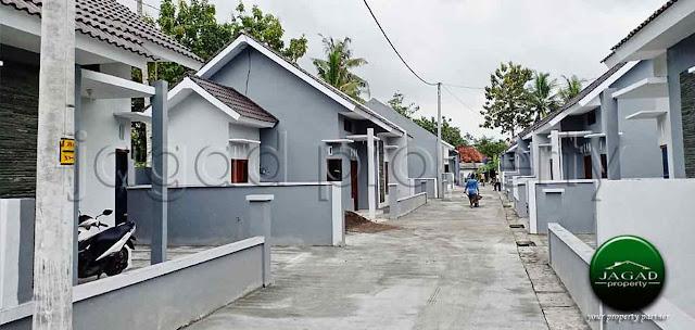 Perumahan Murah jalan Wates Km 9