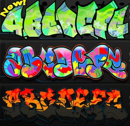 pedacosdeneve: Graffiti Creator