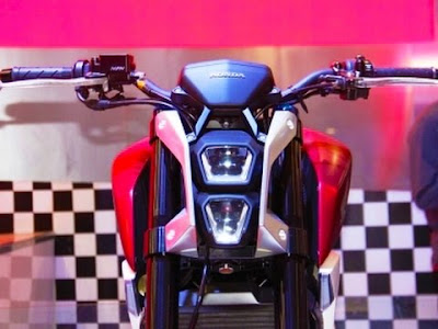 Honda SFA 150 Concept Front headlight Hd Image