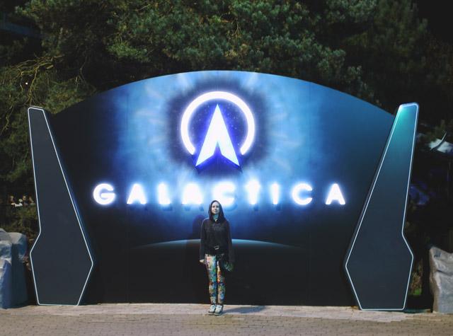 Galactica Ride