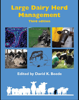 Large Dairy Herd Management 3rd Edition