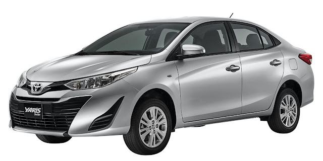 Sedán Toyota Yaris