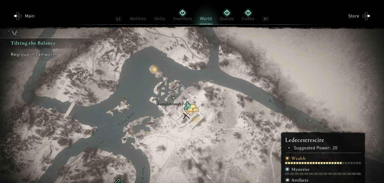 Ingot 24 map 2