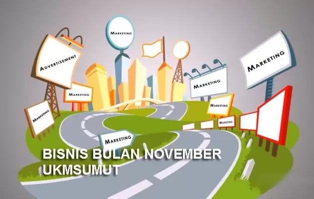 Peluang Bisnis Bulan November Terbaru yang Bisa Anda Coba