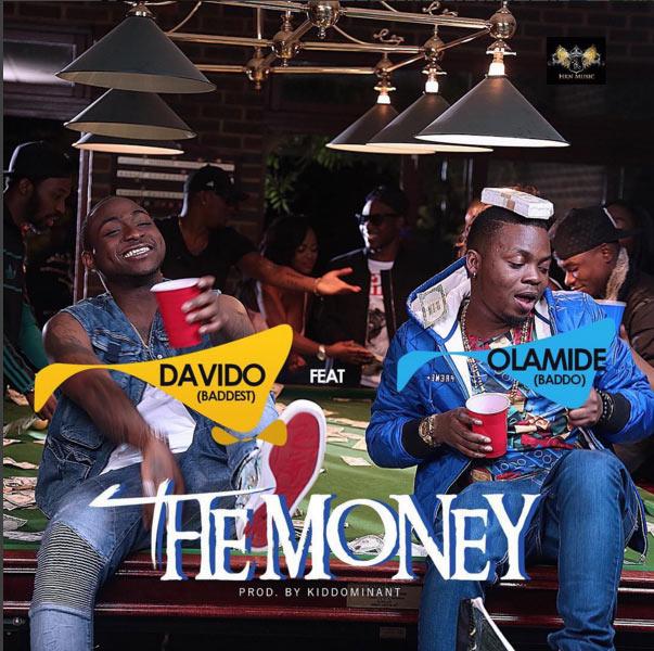 Davido ft Olamide - The Money