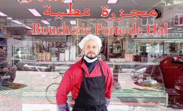 شجاعة مغربي تنقد شرطيا من موت محقق ببلجيكا