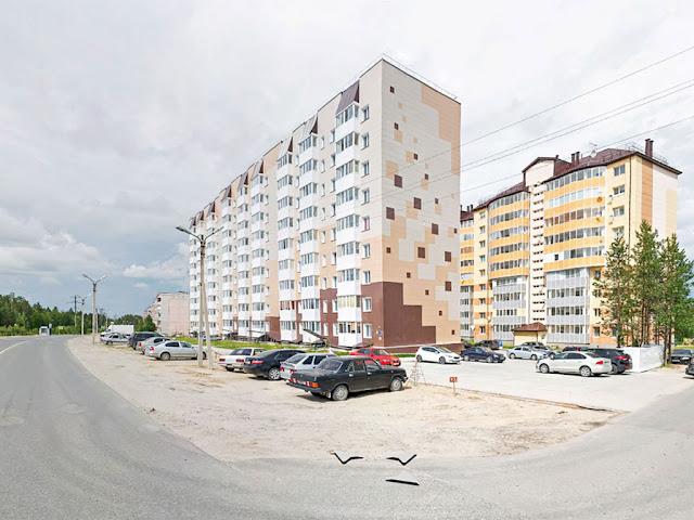Фото со стороны ул. Высоцкого. Вид 2