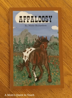Appaloosy book cover