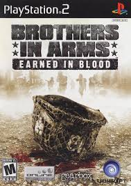 Download Game Brothers in Arms Earned in Blood PS2 ISO For PC Full Versi ZGASPC
