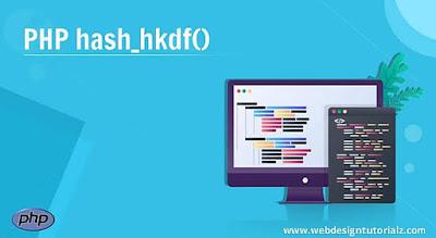 PHP hash_hkdf() Function