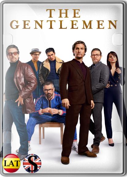 Los Caballeros: Criminales Con Clase (2020) FULL HD 1080P LATINO/INGLES