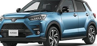 Mengenal Eskterior dan Nyamannya Interior Toyota Raize