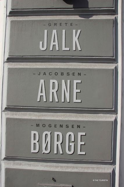 Travel Travel Denmark. Hej Copenhagen – Facade retro Hotel Alexandra