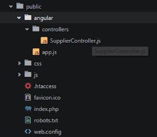 Laravel 5 Tutorial : Laravel 5.3 Simple CRUD Application With Angular JS