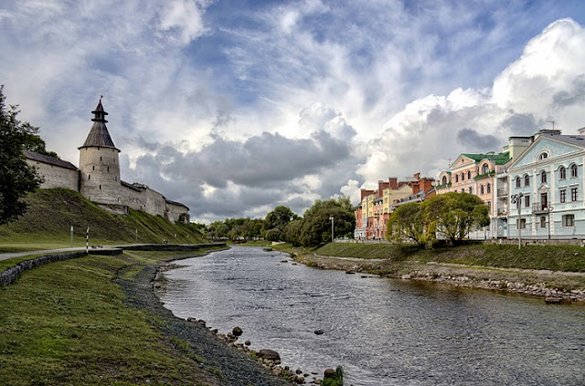 russian city pskov