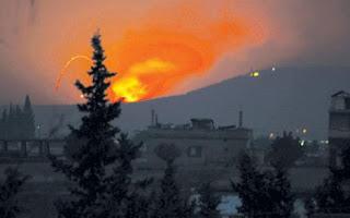 هل تنشب حرب واسعة النطاق بين إيران و إسرائيل على الأراضي السورية؟