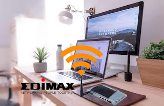 Cara Setting Radio Access Point Edimax BR-6204Wg