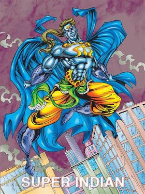 Super Indian, comicsmypassion.blogspot.com