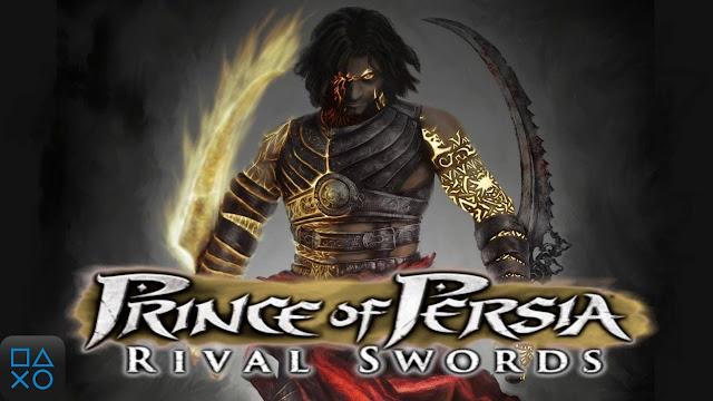 تحميل لعبة prince of persia Rival Swords لأجهزة psp ومحاكي ppsspp