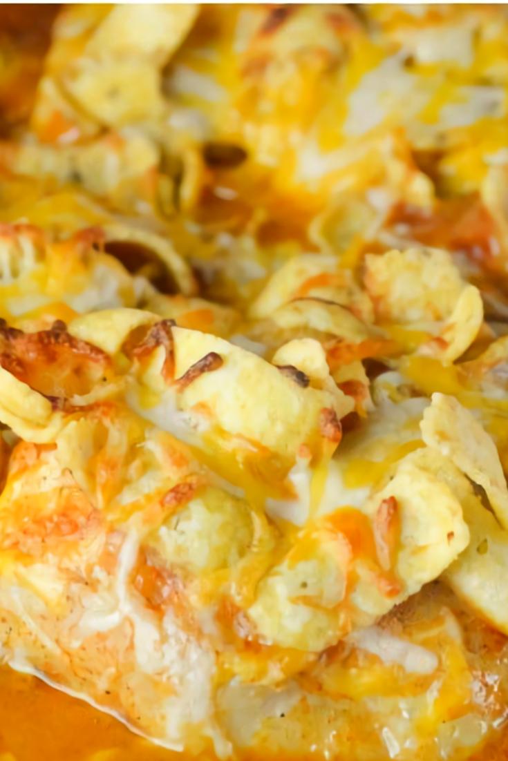 Cheesy Mexican Chicken Recipe