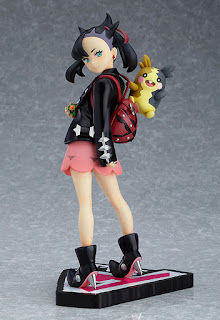 Marnie & Morpeko de Pokémon Sword and Shield, Pokémon Center