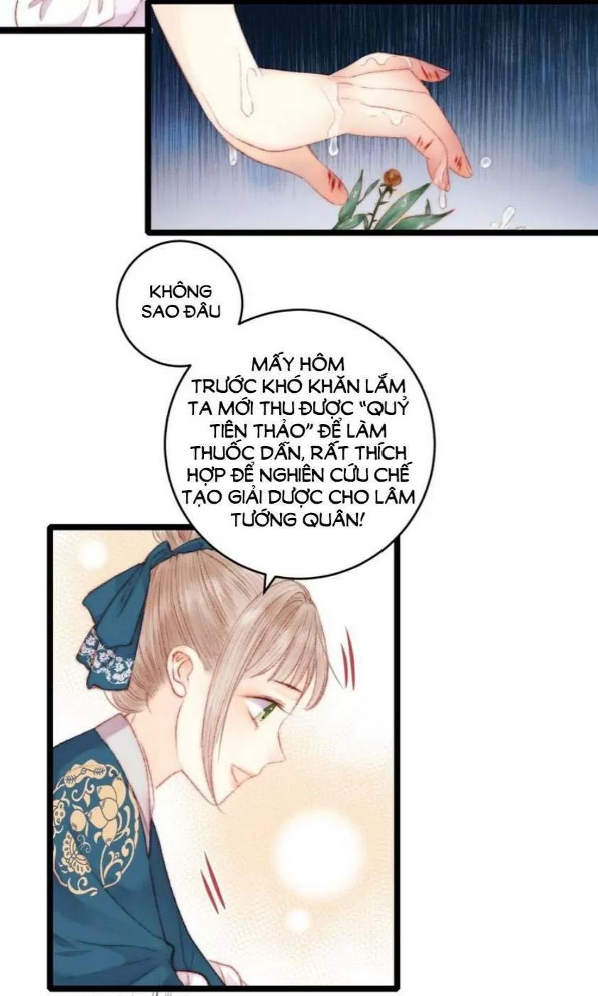 Nàng Phi Cửu Khanh - Thần Y Kiều Nữ chap 67 - Trang 10