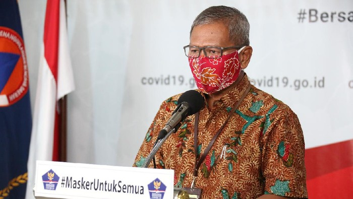 Jubir Corona: Jawa Timur Jadi Wilayah Dengan Penambahan Positif Covid-19 Terbanyak
