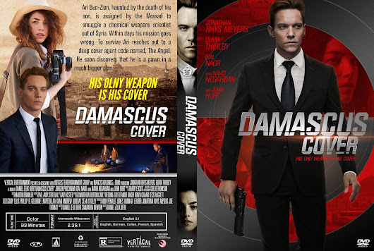 Damascus Cover DVD Cover