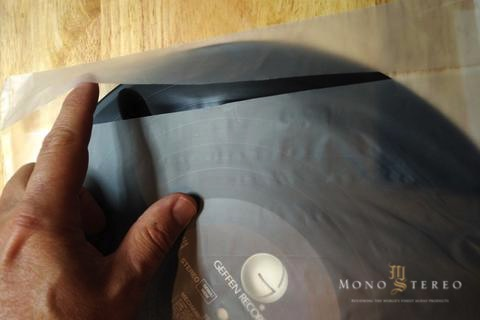 Mono and Stereo High-End Audio Magazine: HDPE Inner Sleeve