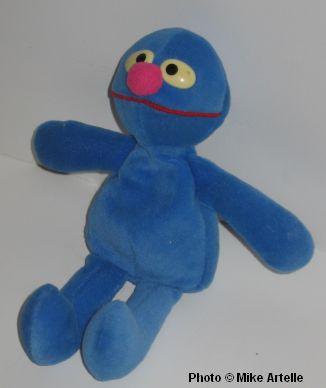 Elmo Sesame Street Bean Bag NEW Applause
