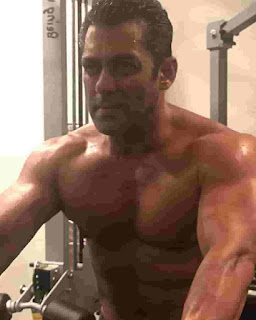 Salman Khan Fitness