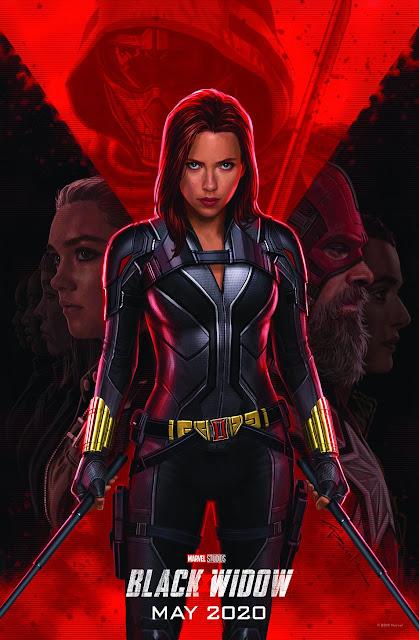 Viuda Negra / Black Widow.