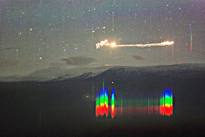 Hasil gambar untuk hessdalen lights