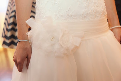 Las pulseras de la novia