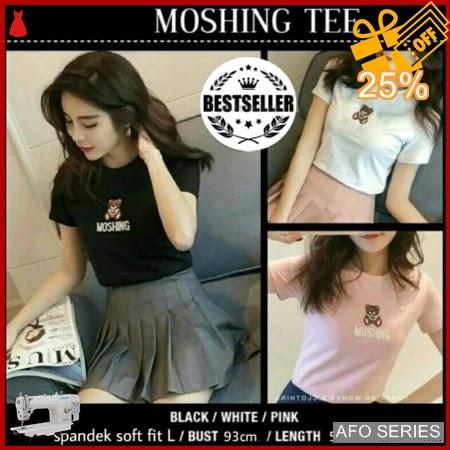 AFO520 Model Fashion Moshing Tee Modis Murah BMGShop