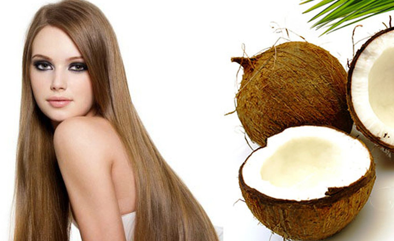 What Are Coconut Oil's Hair Benefits + How To Apply It