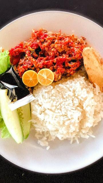 Nasi Ayam Geprek Food Delivery Kota Bharu #codchef