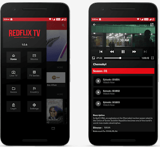 RedFlix TV v1.0.8 Premium APK is Here !