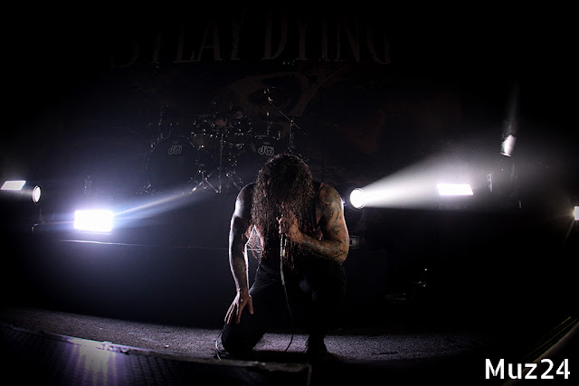 Фотографии с концерта As I Lay Dying в Главклубе