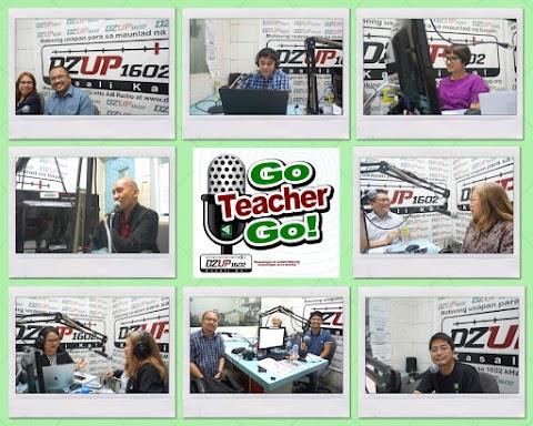 Go Teacher Go!  in 2020