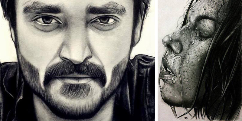 20 Pencil Drawings That Are Unbelievably Realistic