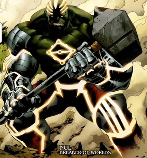 Una de las versiones más poderosas de Hulk
