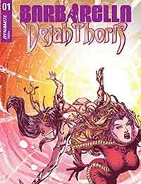Barbarella/Dejah Thoris