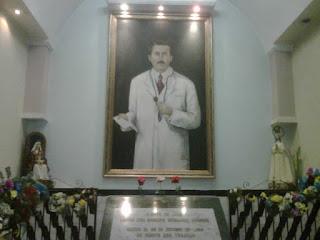 Aniversario del nacimiento de José Gregorio Hernández.