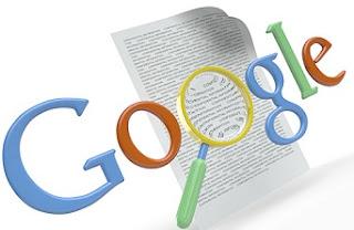 Logo do Google - otimização de sites