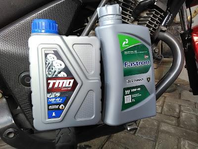 toyota motor oil vs fastron techno